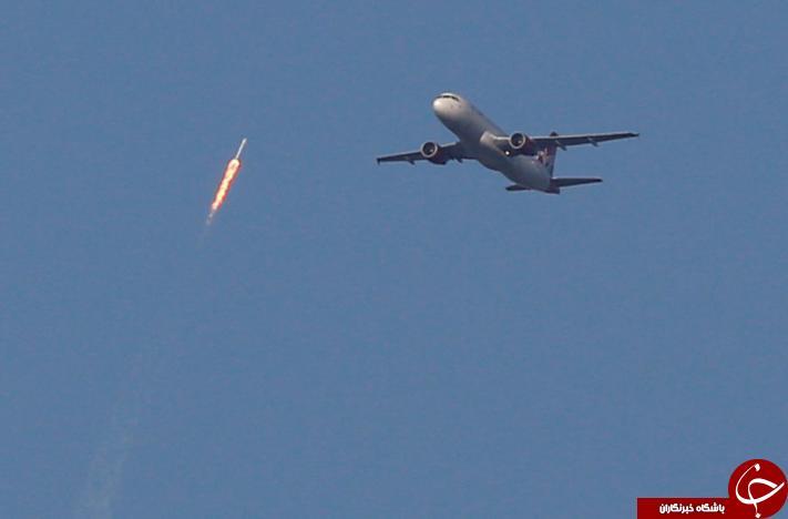 آزمایش موفقیتآمیز اولین موشک چندبار مصرف جهان+ تصاویر