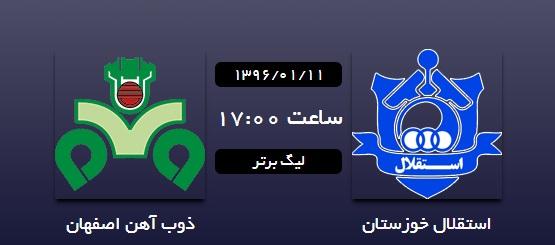 هفته بیست و پنجم لیگ برتر فوتبال