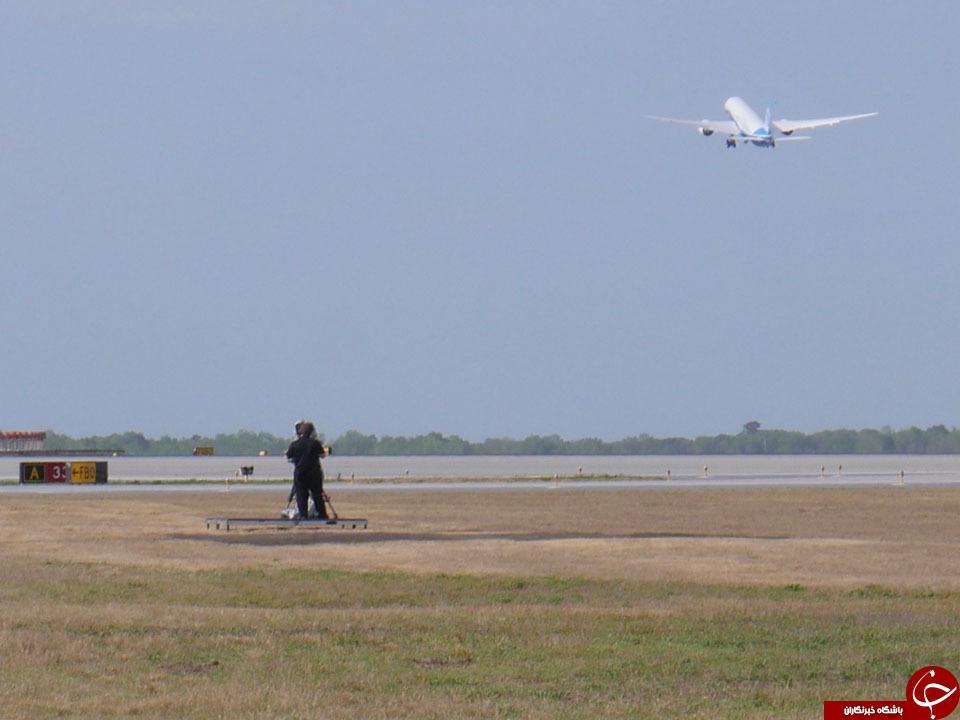 پرواز جدیدترین هواپیمای بوئینگ+تصاویر و مشخصات