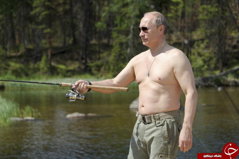 ورزشکارترین رئیس جمهور جهان در قاب تصاویر