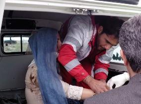 واژگونی خودرو در جاده كردكوى- بندرترکمن