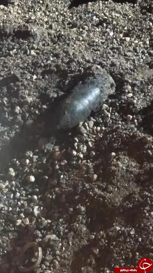 کشف بمب باقیمانده از جنگ جهانی دوم در بستر رودخانه تیمز انگلیس + عکس