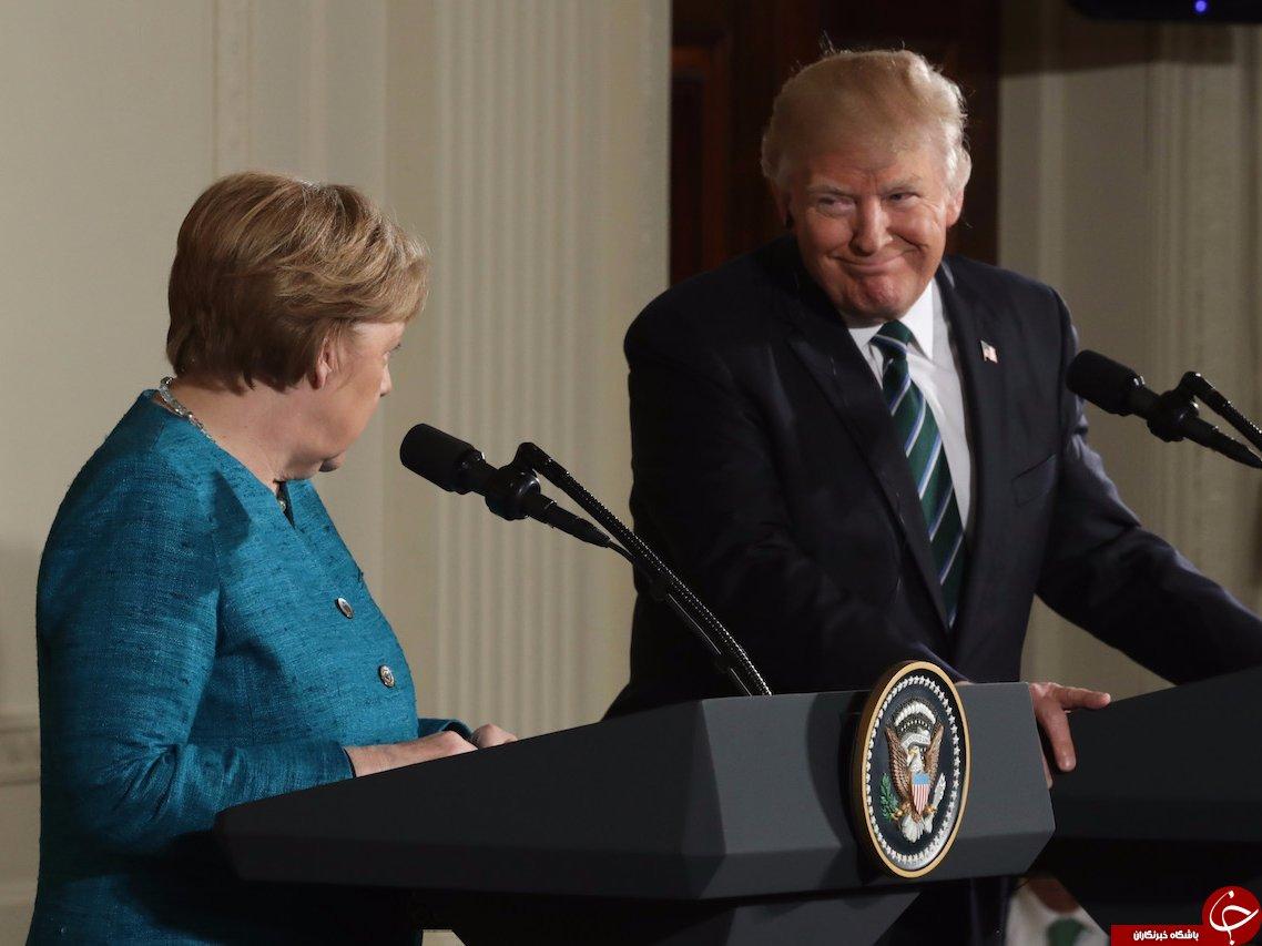 70 روز نخست ریاست جمهوری ترامپ چگونه گذشت؟+ تصاویر