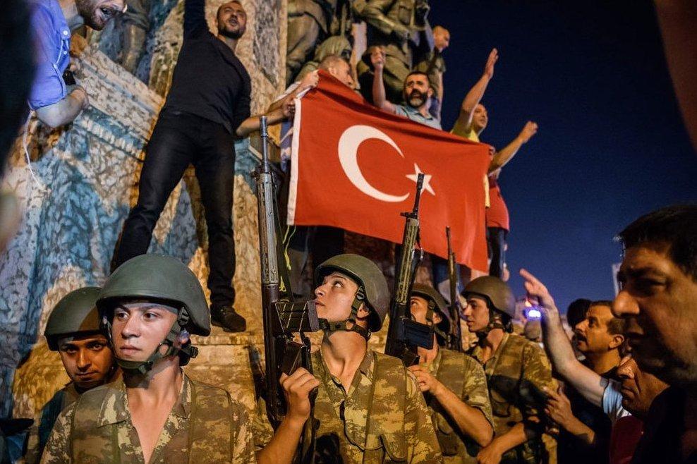 اخراج ۴۵ قاضی و دادستان از دستگاه قضایی ترکیه به اتهام ارتباط با جنبش گولن