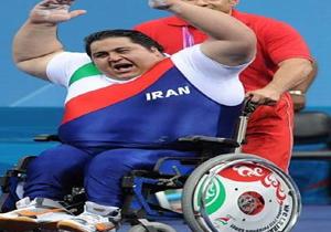ثبت رکورد پارالمپیکی سیامند رحمان ورزشکارپرآوازه کشورمان درکتاب گینس