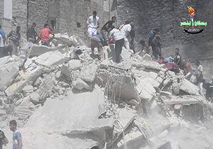 سوریه: بکارگیری مواد شیمیایی در خان شیخون را تکذیب می کنیم/تروریست ها مسئول این حمله شیمیایی هستند