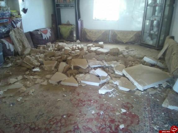 عکس زلزله زلزله مشهد حوادث مشهد اخبار مشهد