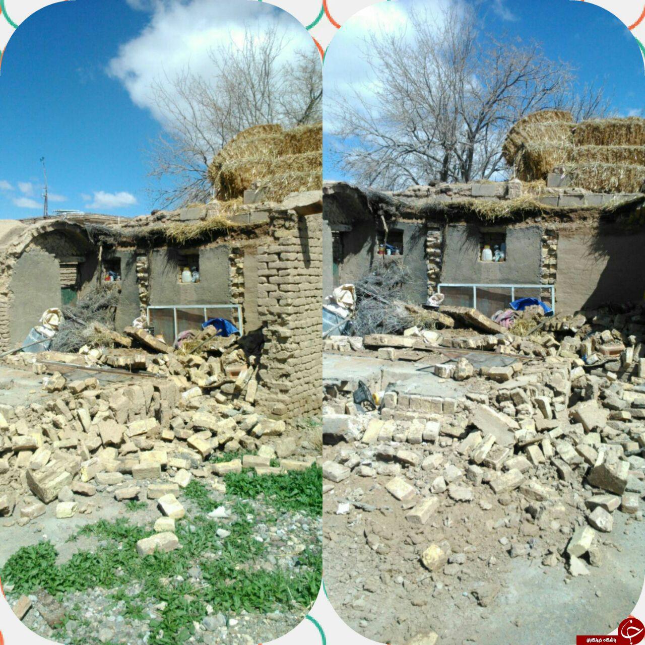 پس از زلزله در مشهد وشهرهای خراسان رضوی چه گذشت +تصاویر