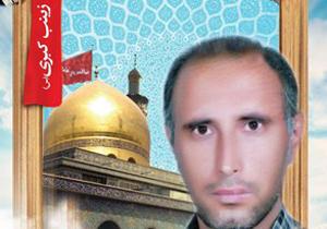سید علیاکبر موسوی به جمع شهدای مدافع حرم پیوست
