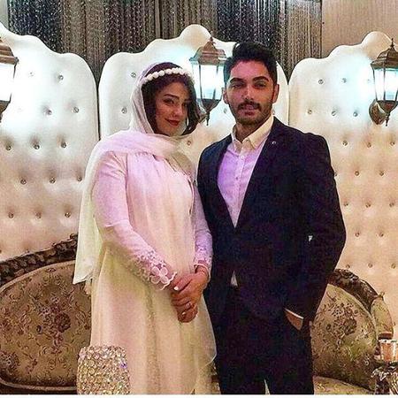 بازیگر جوان سریال «علی البدل» عروس شد +عکس