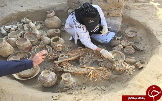 5000 سال پیش ایرانیها چطور دفن میشدند؟ + تصاویر