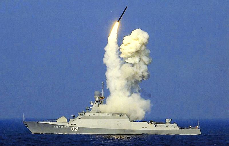 ورود احتمالی موشک کالیبر به آوردگاه جنگ سوریه/آمریکا به موشک هایش مغرور نشود + مشخصات و تصاویر