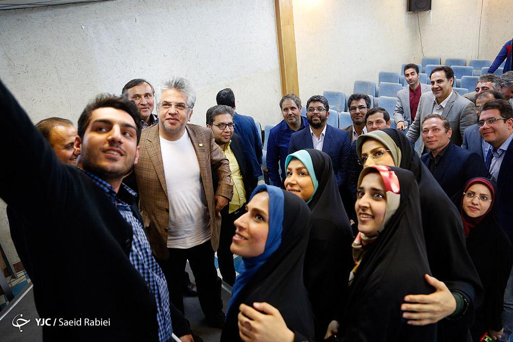 از ابراز تاسف و تشکر رئیس رسانه ملی تا تعجب خبرنگاران از عذرخواهی نکردن وزیر راه