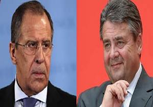 بررسی حمله هوایی آمریکا به سوریه در جریان تماس تلفنی وزرای خارجه روسیه و آلمان
