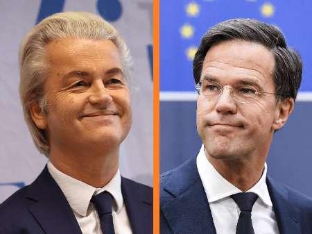 نتیجه نهایی انتخابات هلند: نخست وزیر پیروز است
