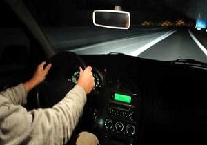 هنر رانندگی شبانه