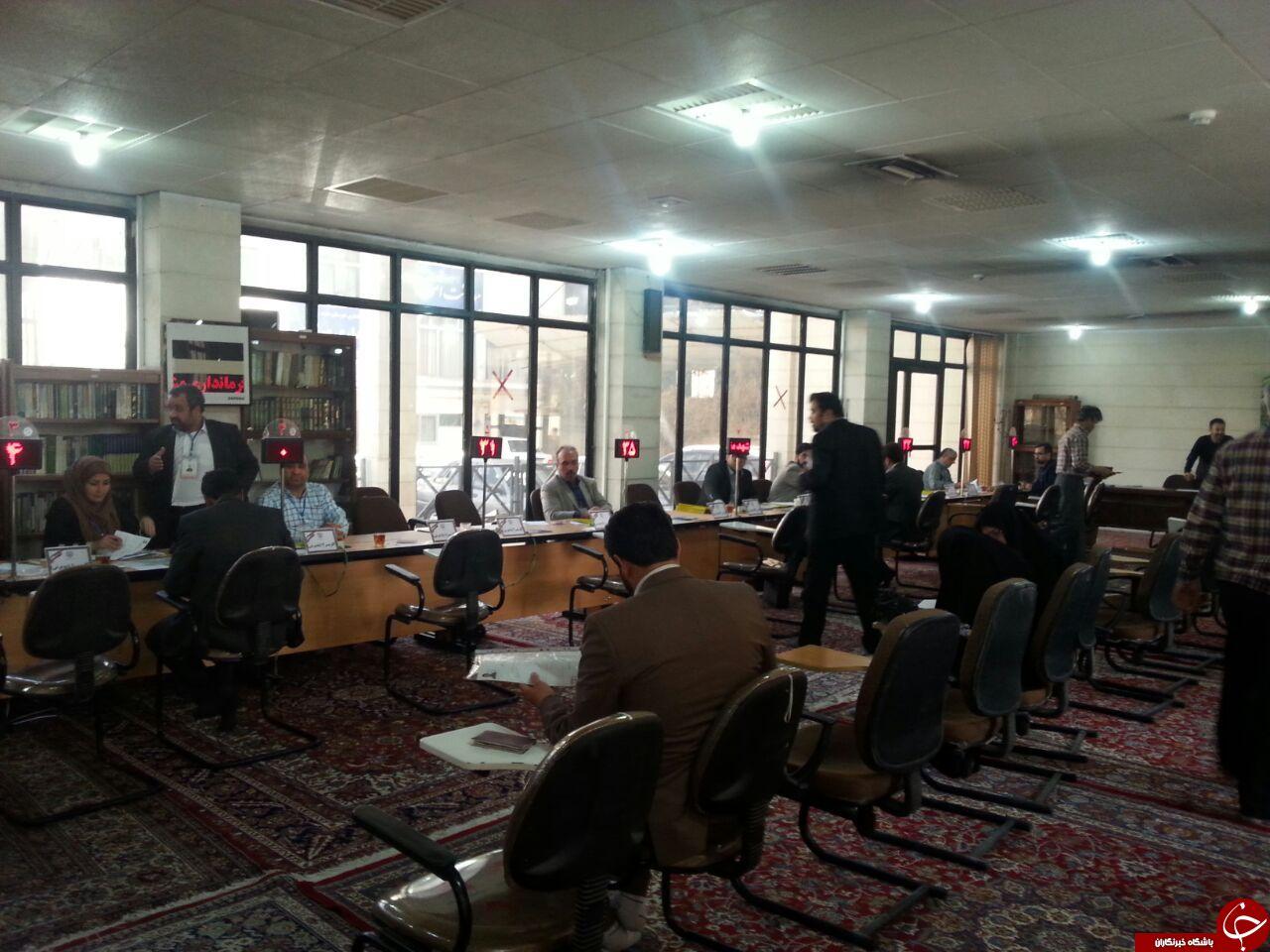 دو هزار و دویست نفر متقاضی شرکت در انتخابات شوراها