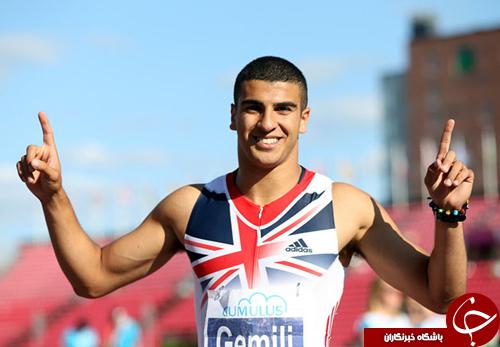 ورزشکاران ایرانی دورگه