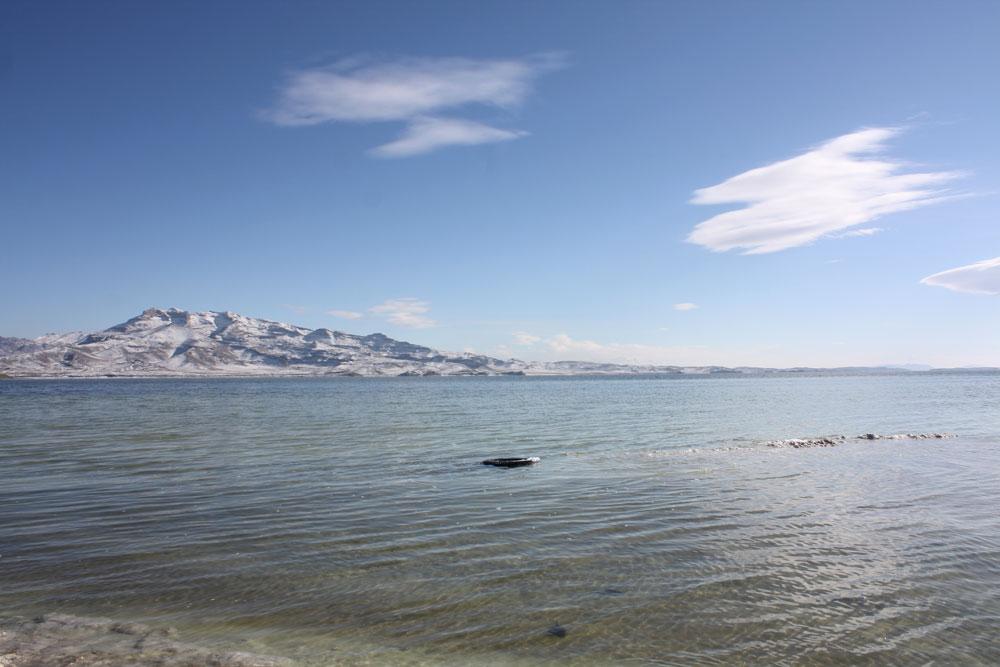 کمک یک میلیون دلاری ژاپن برای احیا دریاچه ارومیه