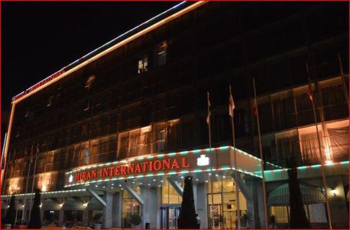 کار نشود/نمایی از هتل استقلالی ها در تاشکند