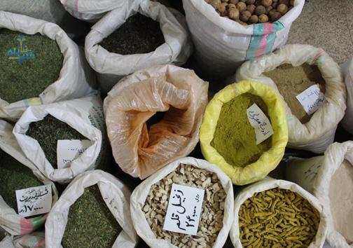 نخستین بازار تخصصی گیاهان دارویی کشور در نصف جهان