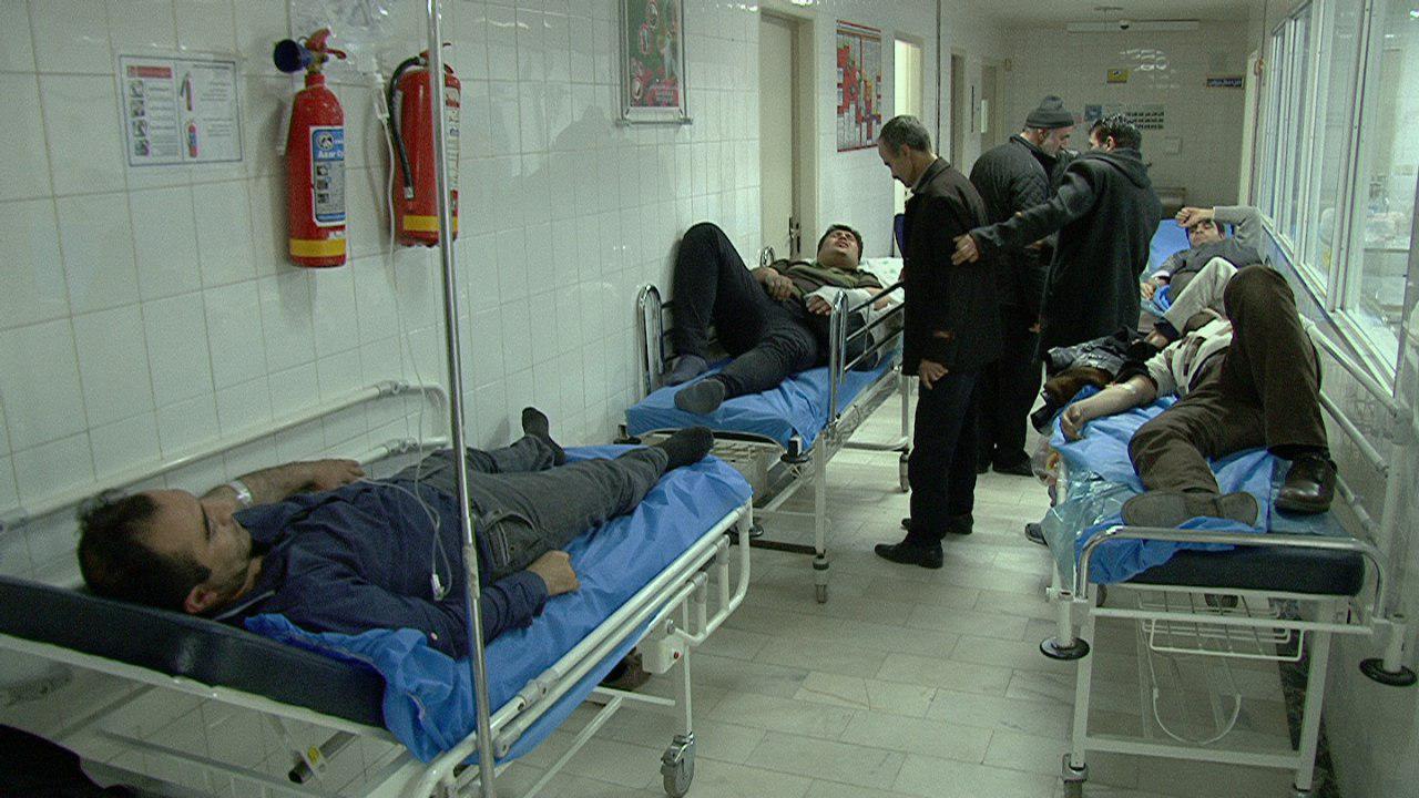 3 کشته و 6 مصدوم در تصادف جاده مراغه - روستای ورجوی