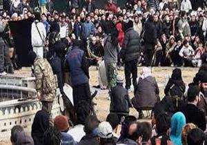 داعش گوش اعضای خود را برید