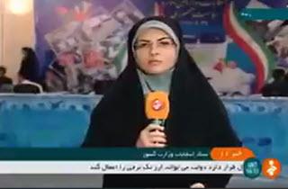 ماجرای سوتی مجری شبکه خبر چه بود؟ / بقایی را بگم !!