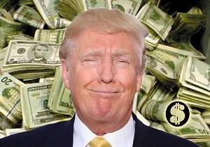 ادعای ترامپ: وضعیت اقتصادی آمریکا در دوره ریاست جمهوری من رو به بهبود نهاده است