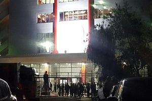 تبعات شکست یاران انصاریفرد در جام حذفی ؛تلاش هواداران خشمگین المپیاکوس برای ورود به رختکن