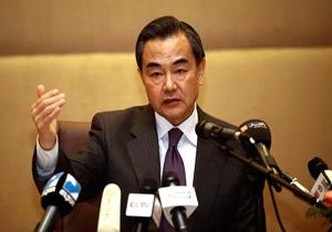 وانگ ئی بر حمایت چین از کشور مستقل فلسطین تاکید کرد