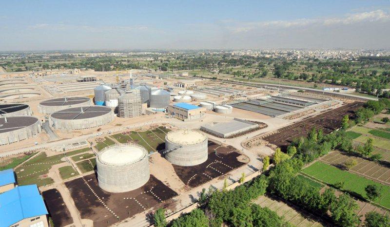 پروژه مکانیسم توسعه پاک تصفیهخانه فاضلاب تهران در سازمان ملل ثبت نهایی شد