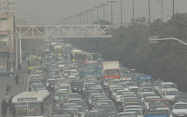 تهران؛ پایتختی که به سختی نفس میکشد