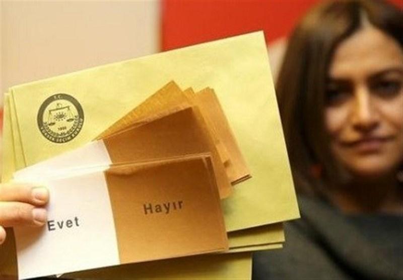 ادعای تقلب در انتخابات ترکیه+فیلم//