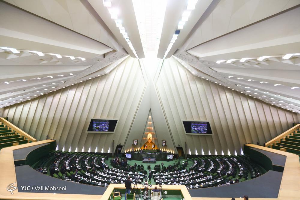 جلسه علنی بهارستان آغاز شد/ سوال از وزیر راه در دستورکار