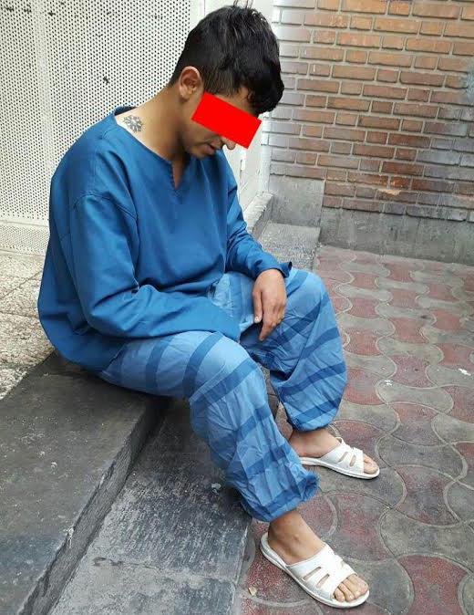 دستگیری اراذل و اوباش مرتضی گرد به اتهام قتل عمـد