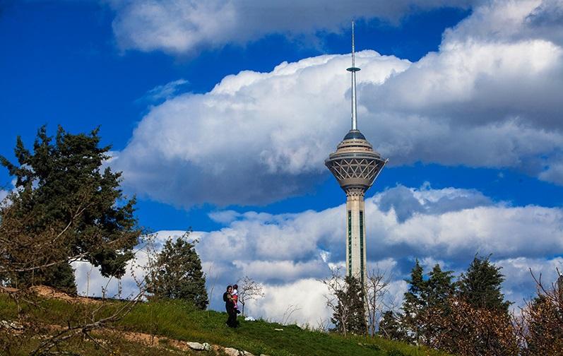 چهارشنبه// تهران؛ پایتختی که به سختی نفس میکشد