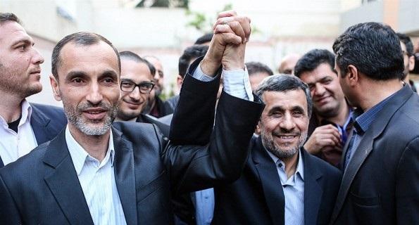 خانم میرحسینی لطفا منتشر شود//«مثلث برمودای»احمدی نژاد، مشایی و بقایی همه چیز را می بلعد!/شورای نگهبان در رد صلاحیت احمدی نژاد تردید نکند