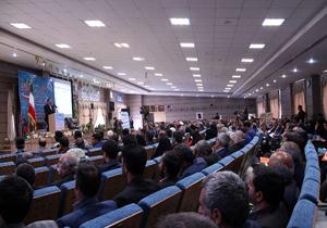 جشنواره ملی خیرین مدرسه در شهرکرد برگزار شد