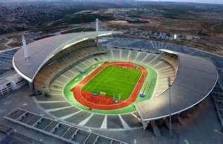 استادیوم یادگار امام تبریز آماده بازی تراکتور و استقلال