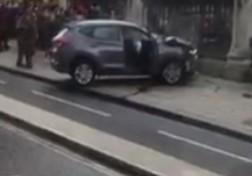 باشگاه خبرنگاران - ثبت حرکت خودروی عامل اقدام تروریستی در لندن توسط دوربین مدار بسته + فیلم