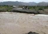 باشگاه خبرنگاران -طغیان رودخانه فصلی در هشتبندی + تصاویر