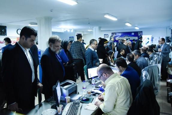 باشگاه خبرنگاران -ثبت نام 1339 داوطلب همدانی در انتخابات شوراها/ ثبت نام 44 زن