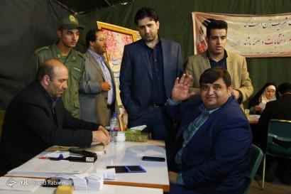 باشگاه خبرنگاران -چهارمین روز ثبت نام داوطلبین پنجمین دوره انتخابات شورای اسلامی شهر