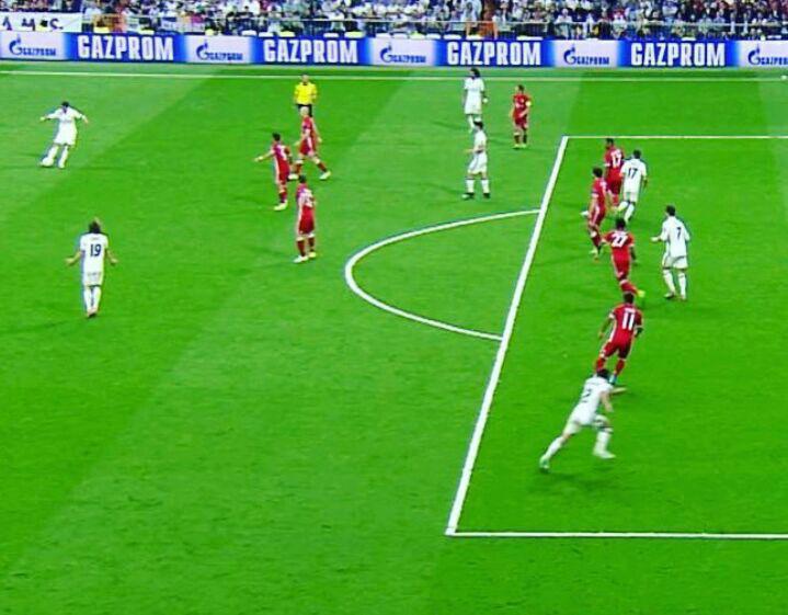 رئال مادرید 4 (6) - بایرن مونیخ 2 (3)/مثلث رونالدو ، ویدال و کاسای،کابوس باوارایی ها در برنابئو