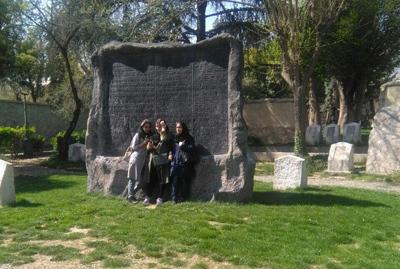 ماجرای باغ رها شده کتیبهها در مجموعه تاریخی فرهنگی نیاوران