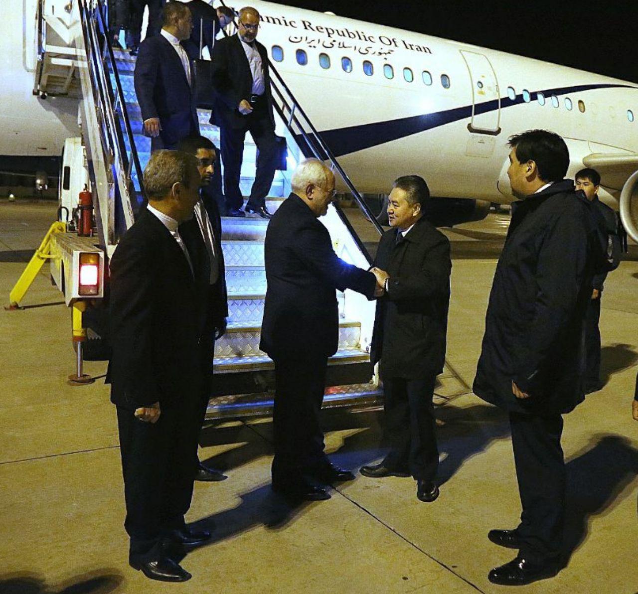 وزیر امور خارجه کشورمان به قزاقستان رفت