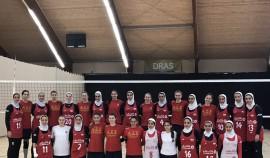 پیروزی تیم ملی والیبال زیر 23 بانوان در دیدار تدارکاتی