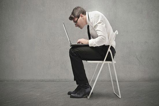زیاد نشستن باعث پیر شدن سلولهای بدن میشود