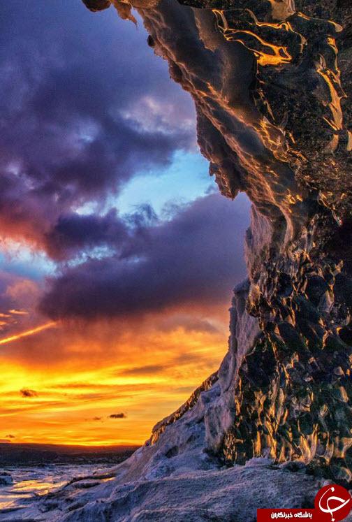 با بزرگترین غار کریستانی دنیا آشنا شوید+تصاویر